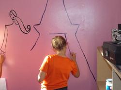 Day 4: Mural Magnifique!