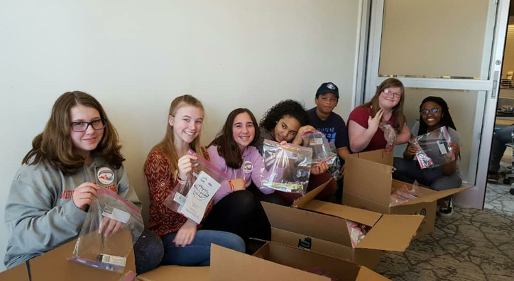 Dental Care Kits for Homeless Youth