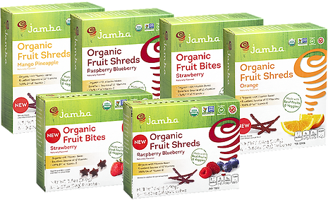 Organic Fruit Snacks Nutrition