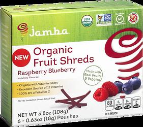 Raspberry healthy snack
