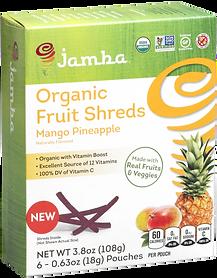 Mango Pineapple healthy snack