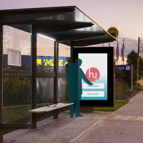 Bus Stop Integration