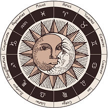 circle-zodiac-signs-with-sun-and-moon-ve