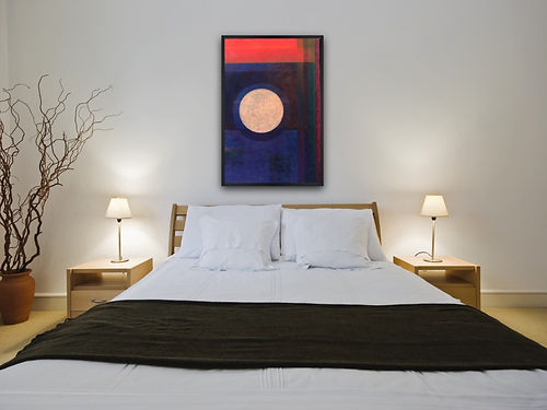 Supermoon in a Room.jpg