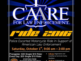 ICAARE Ride 2016