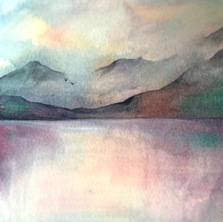 Aimee Kirkham - Misty Morning