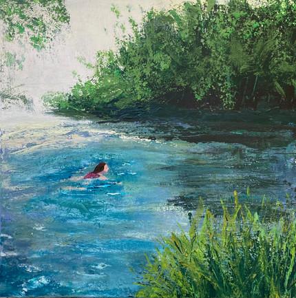 Faye Knight - Wild Swimmer
