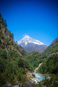Aimee Kirkham - Himalayan Views