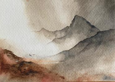 Aimee Kirkham - Dawn on the lakes