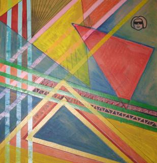 Mary Wiltshire - Meditation through Geometry