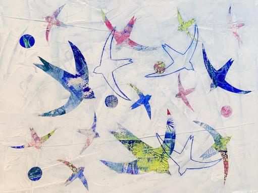 Lynn Pilgrim - Swallows
