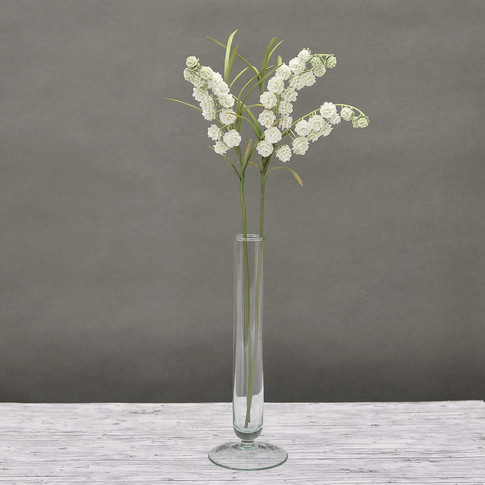 Porcelain Lilies of the Valley Snowball