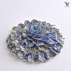 Porcelain sea coral flower
