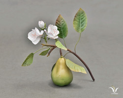 Porcelain pear