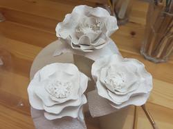 Porcelain poppy