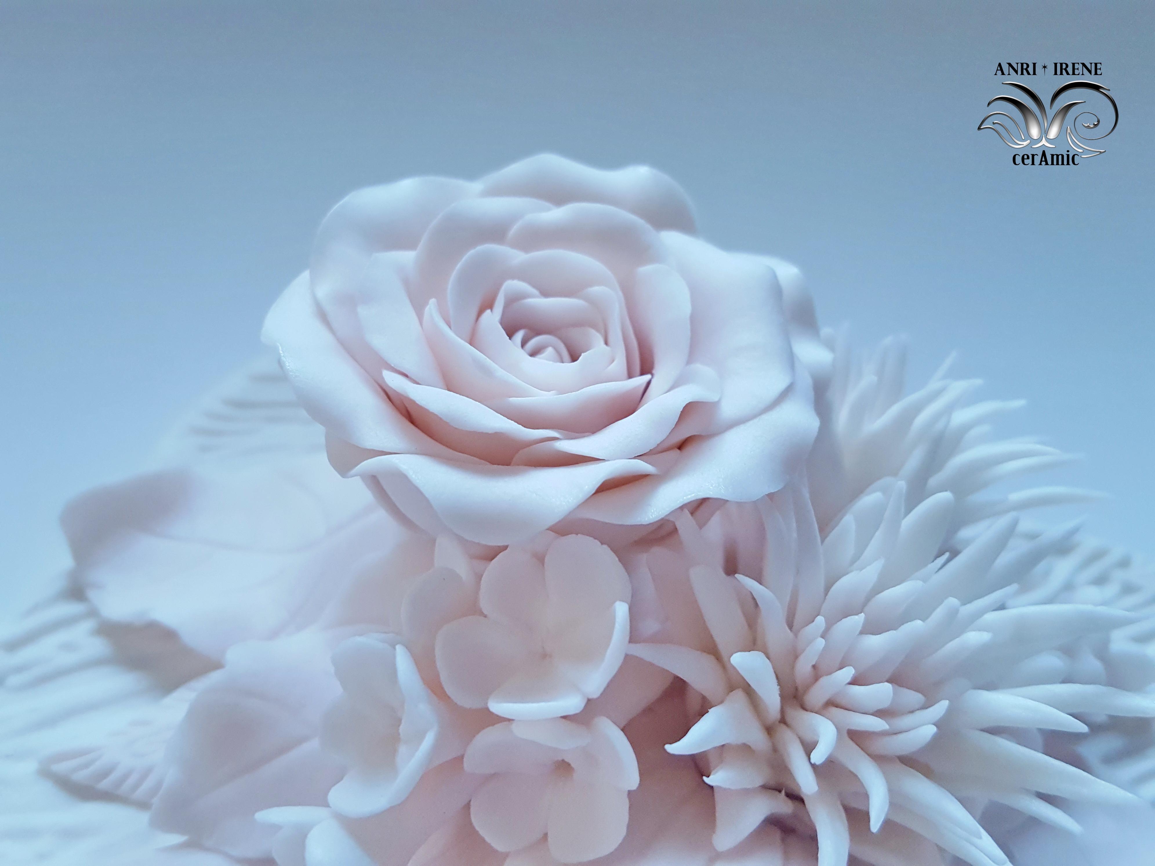 flori di porcellana