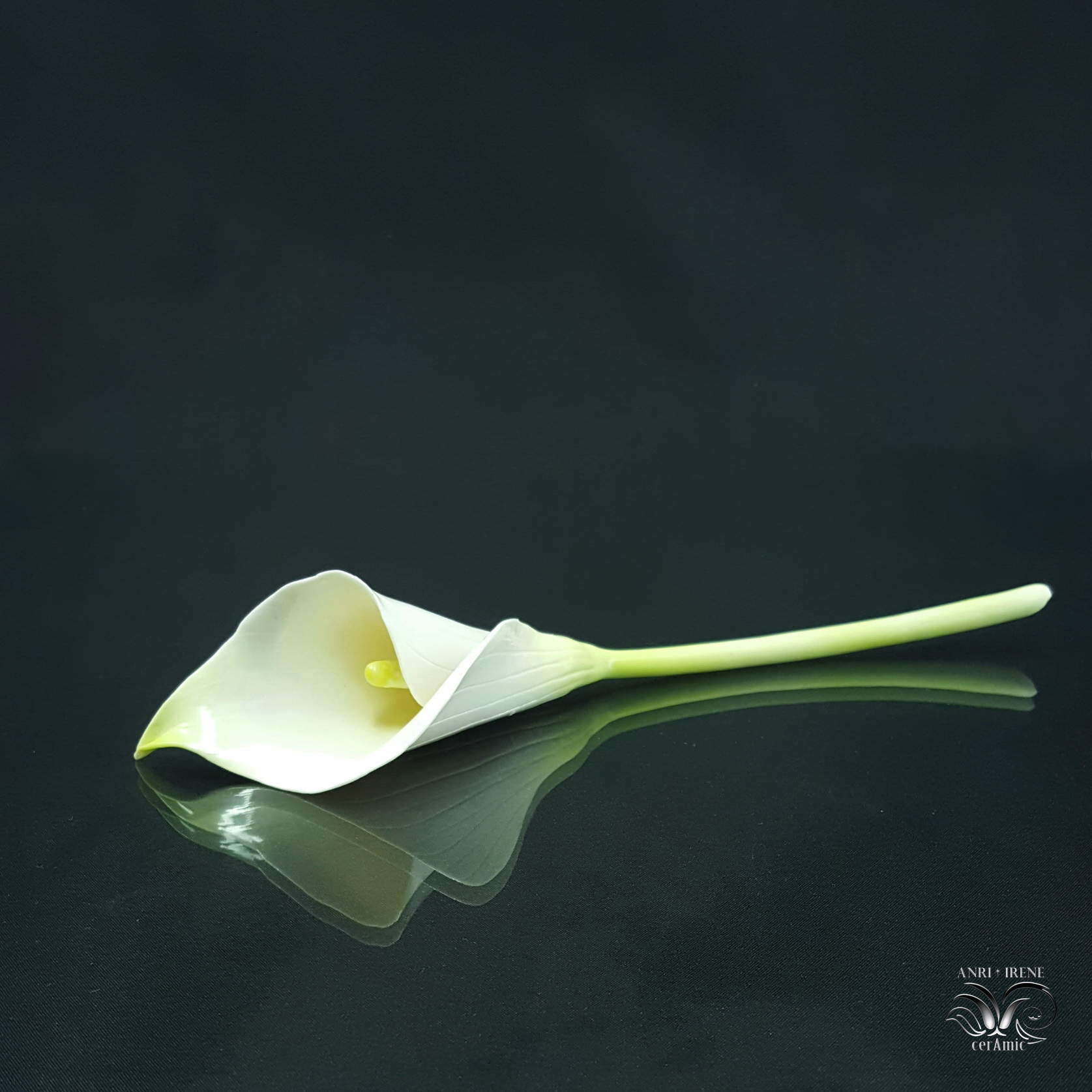 Porcelain flower calla lily