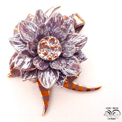 lotus jewelry necklace