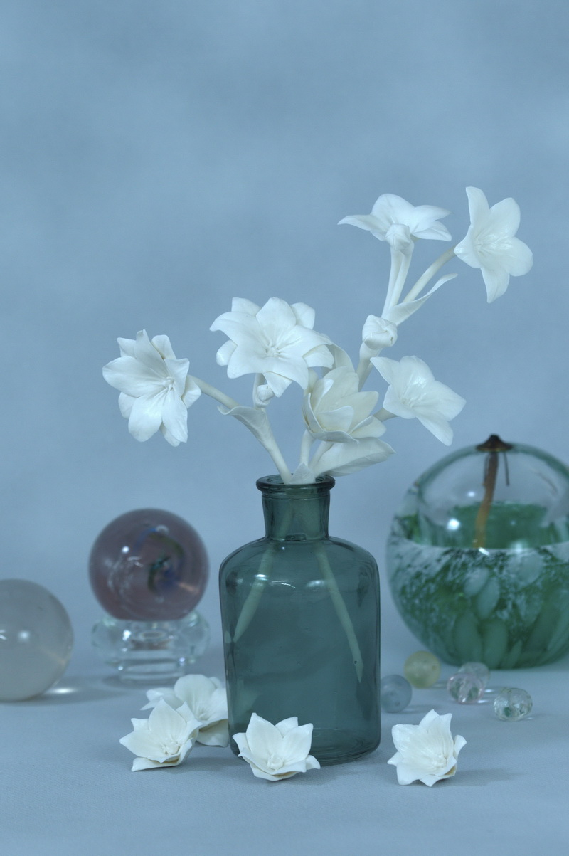 Porcelain campanulas