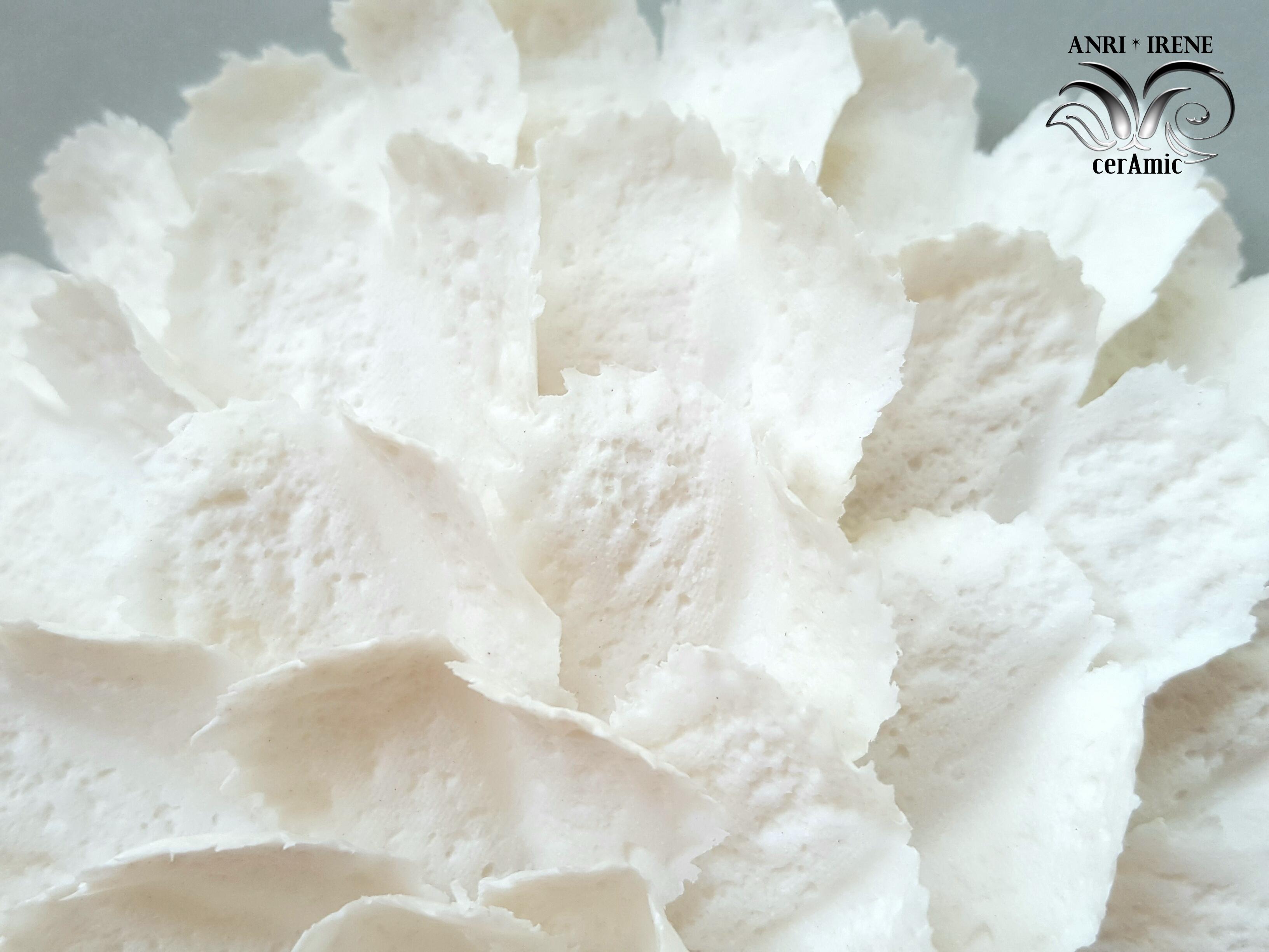 ceramique fleur