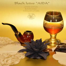 Porcelain lotus Aida