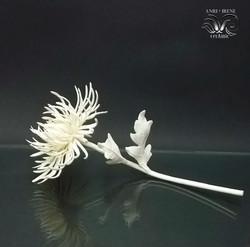 Porcelain chrysanthemum