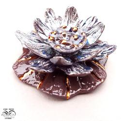 ceramic jewelry lotus