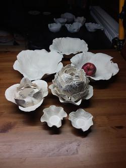 Ceramic cabbage