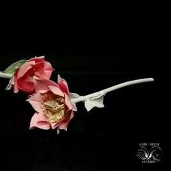 Porcelain magnolia, ceramic magnolia
