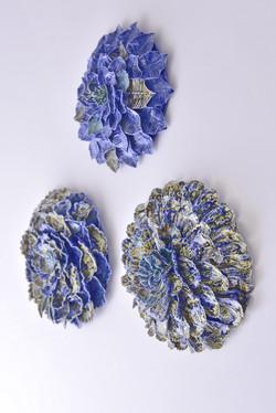 Porcelain sea plants