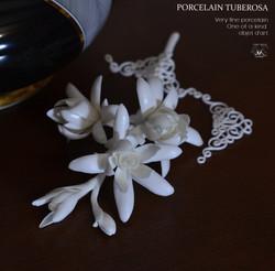 Porcelain tuberosa