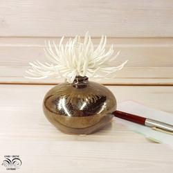 Porcelain chrysanthemum, ceramic