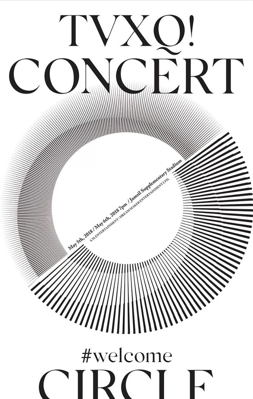 TVXQ Concert 2018 Korea