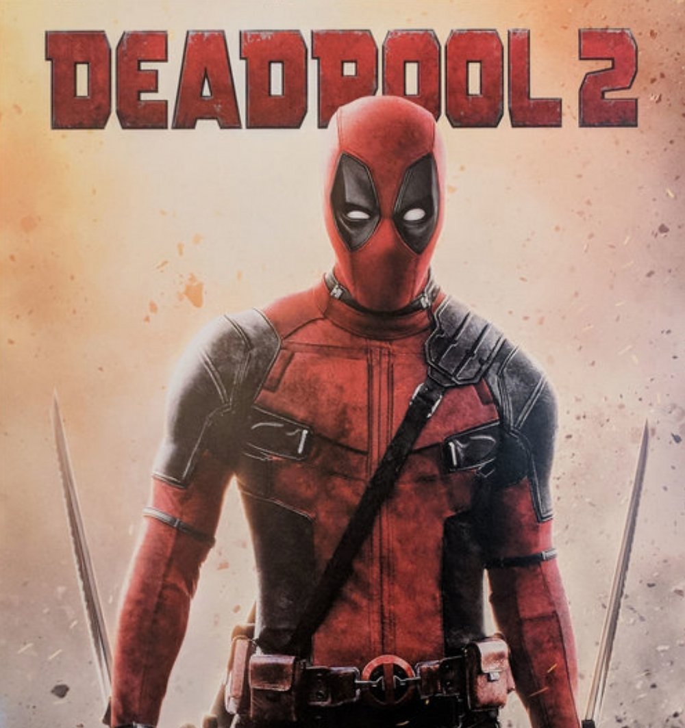 Deadpool 2 Korea movie tickets