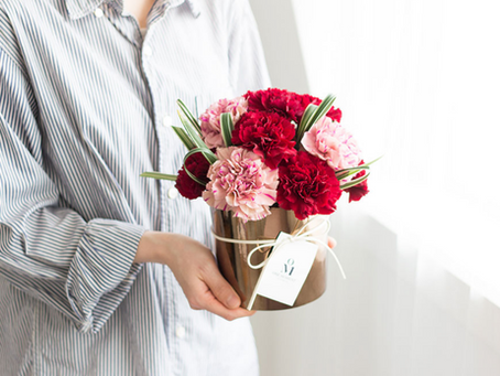 Don't Forget: Last Minute Flower Deliveries for Parent's Day, May 8