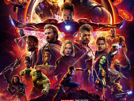 Avengers: Infinity War - The Best Way to Watch this Movie in Korea
