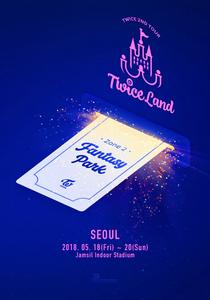 Twiceland Fantasy Park Concert Kpop Korea