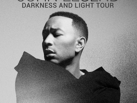 John Legend Concert Tickets in Seoul, March 15, 2018