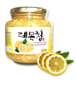 Honey Lemon Tea Korea