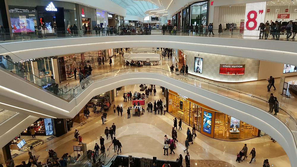 holiday shopping in korea chuseok 2017