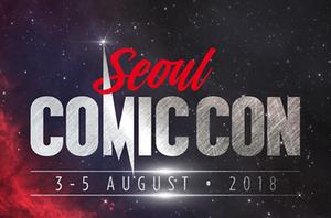 Comic Con Seoul 2018