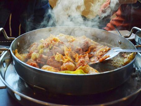 Eating your Way Through Korea when you're Busy