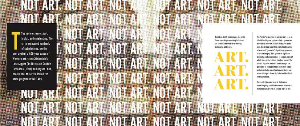 Art.ificial AI v. Human