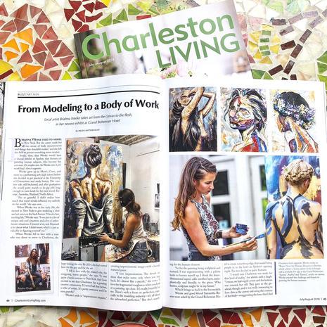 Charleston Living Magazine
