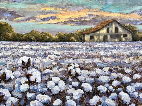 Cotton Harvest PRINT
