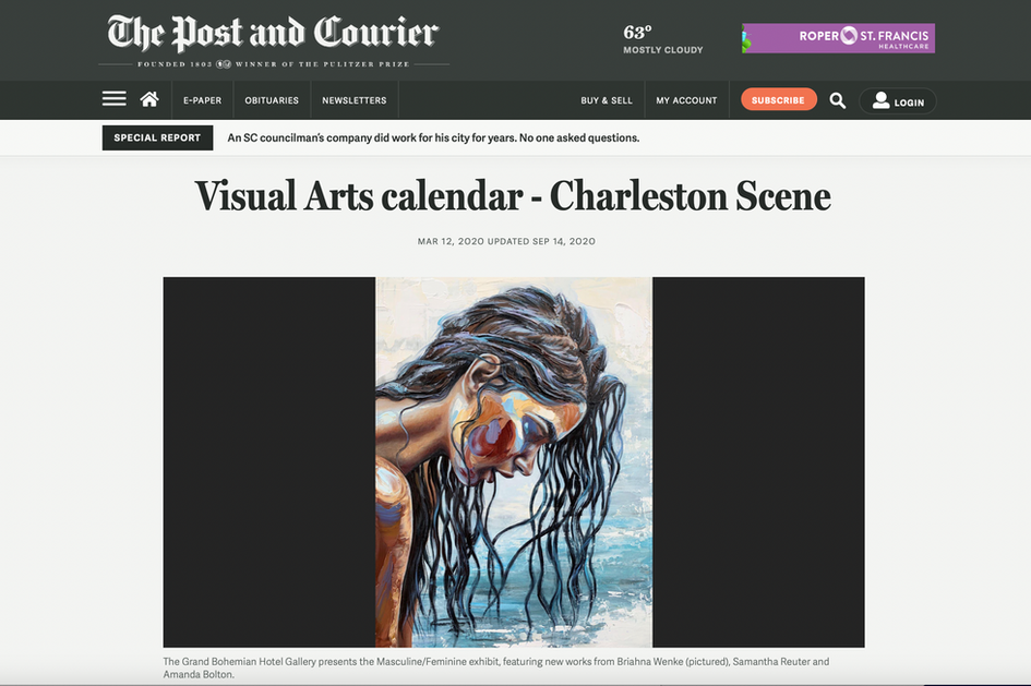 Post and Courier Charleston