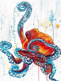 Glorious Octopus