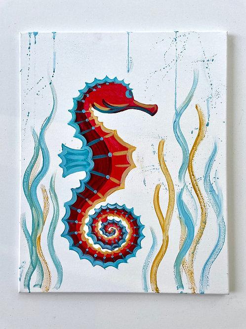 Glorious Sea Horse!