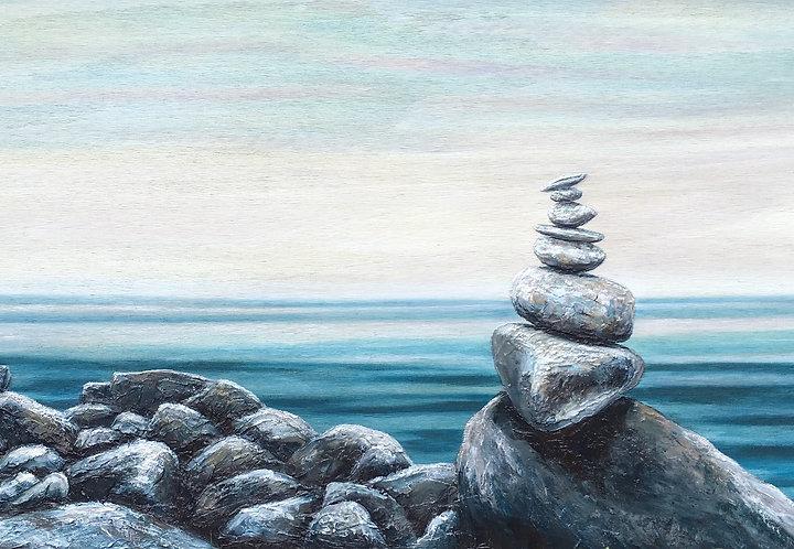 Serene Salt Tower