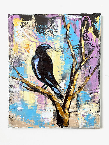 Poe's Raven No 2